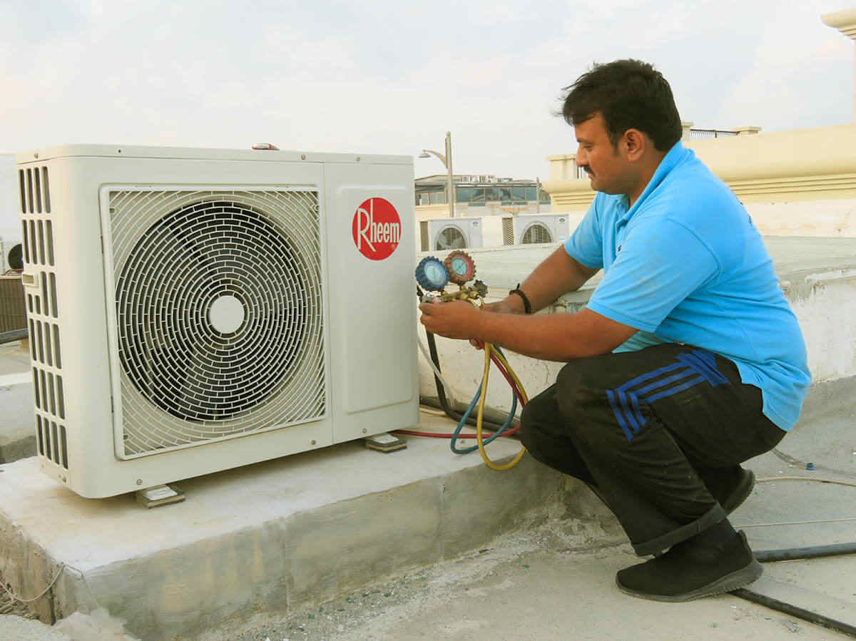 AC Repair, AC Maintenance - C & C Home Maintenance