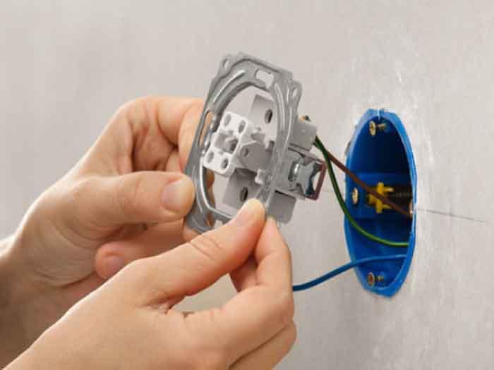 Electric Repair-C & C Home Repair and Maintenance