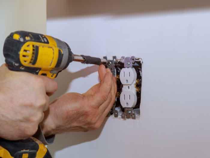 Electric repair-C & C Home Repair Services