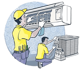 AC Servicing, AC Maintenance Dubai-C & C AC Repair