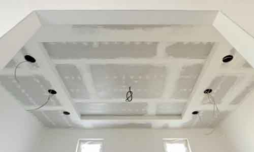 Gypsum Ceiling Dubai-C & C Home Care and Maintenance