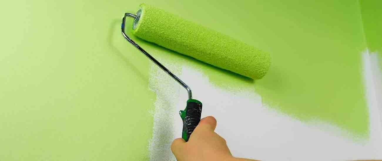 INTERIOR WALL PAINTING-C & C Home Maintenance