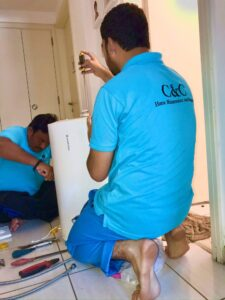Water Heater Replacement in Springs-11 by Cool & Cool