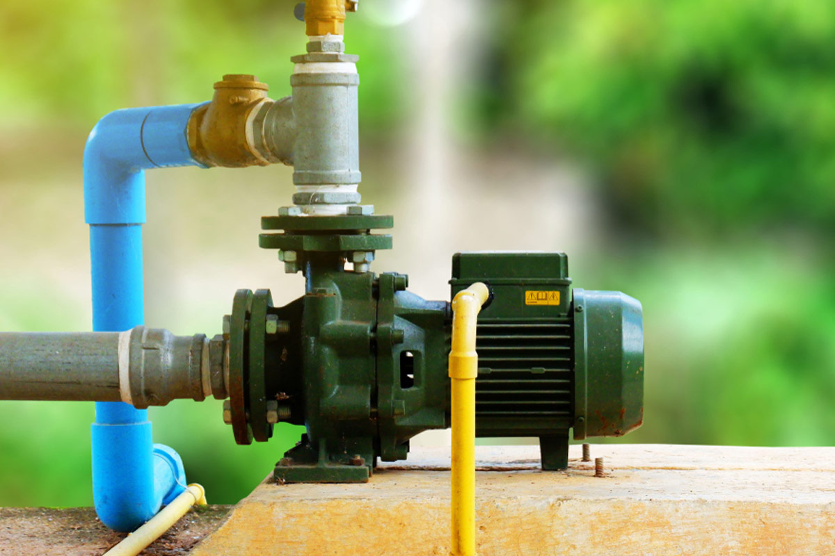 Water Pump Repair-C & C Water Installation and Repair