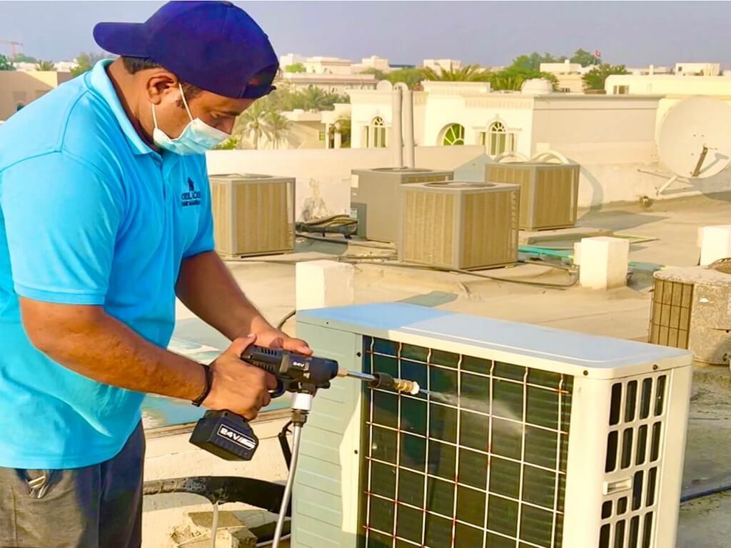 C & C AC Repair -AC Maintenance & Servicing in Dubai