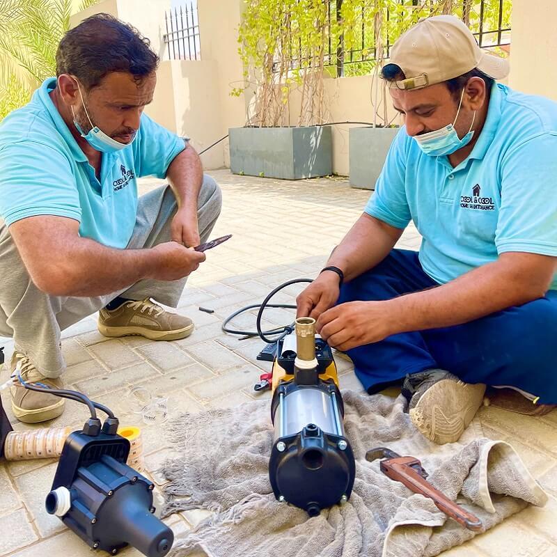 COOL & COOL Booster Pump Installation & Repair