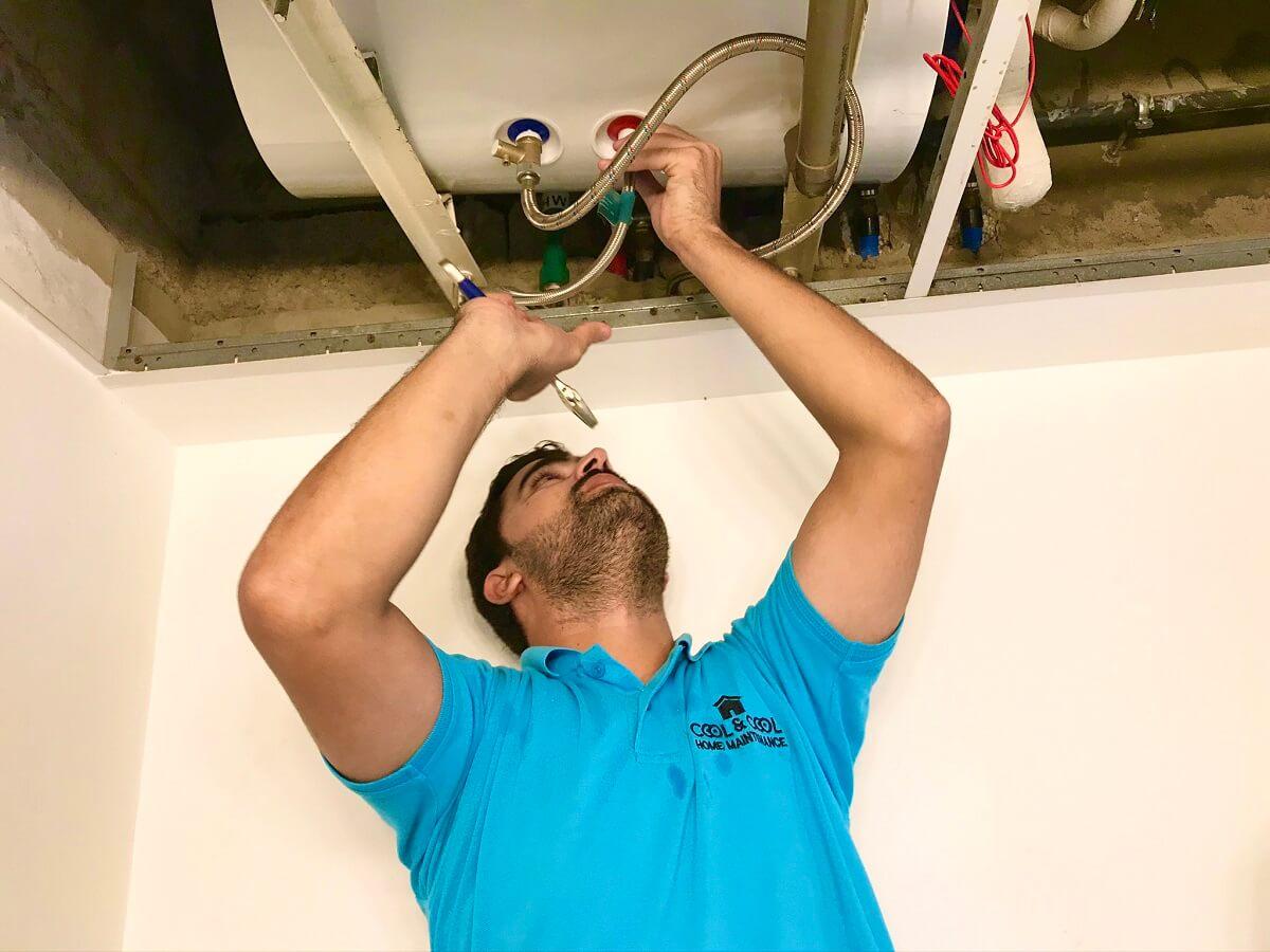 Water Heater and Boiler Repair & Maintenance