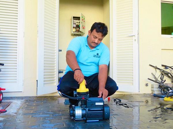 Water Pump Replacement in Al Furjan Dubai By Cool & Cool Water Pump Repair